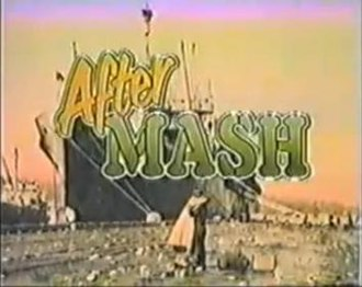 AfterMASH - AfterMASH title screen (season 1)