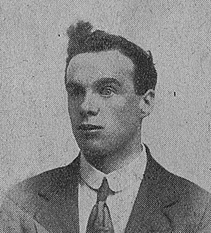 Alfred Thompson (footballer, died 1969) - Thompson while with Brentford in 1920.