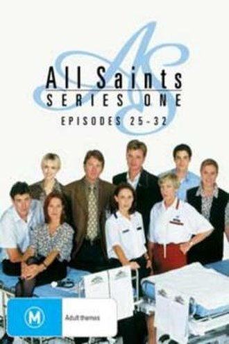 All Saints (season 1) - Season 1, Volume 4 DVD