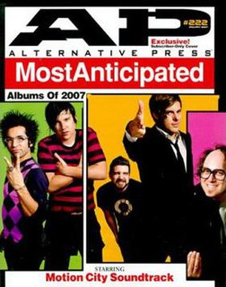<i>Alternative Press</i> (magazine)