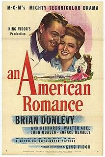 <i>An American Romance</i> 1944 film