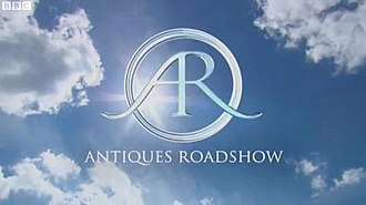 Antiques Roadshow - Antiques Roadshow opening title card