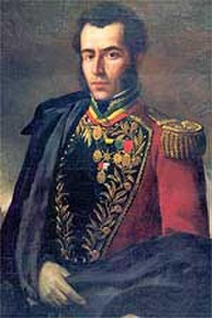 History of Bolivia - Antonio José de Sucre, hero of Ayacucho