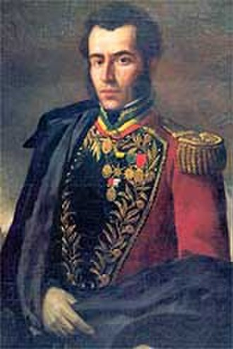History of Bolivia - Antonio José de Sucre, hero of Ayacucho