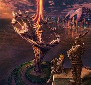 Appleseed XIII - Image: Appleseed XIII Artwork