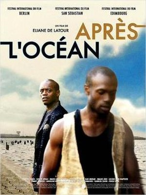 Beyond the Ocean - French release poster