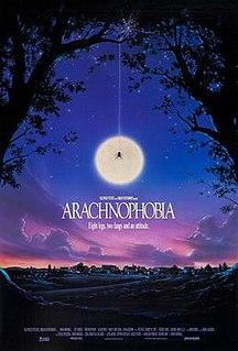 <i>Arachnophobia</i> (film) 1990 film directed by Frank Marshall