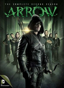 sæson 4 arrow