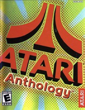 Atari Anthology - Image: Atari Anthology