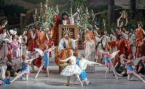 Le Réveil de Flore - Image: Awakening of Flore apotheose 2007 1