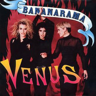 Venus (Shocking Blue song) - Image: Banana v