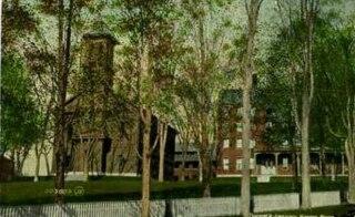Bangor Theological Seminary United States historic place