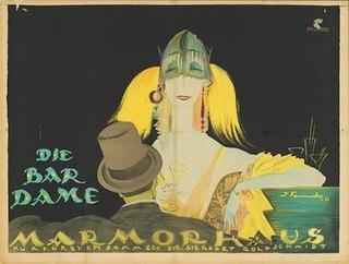 <i>Barmaid</i> (film) 1922 film