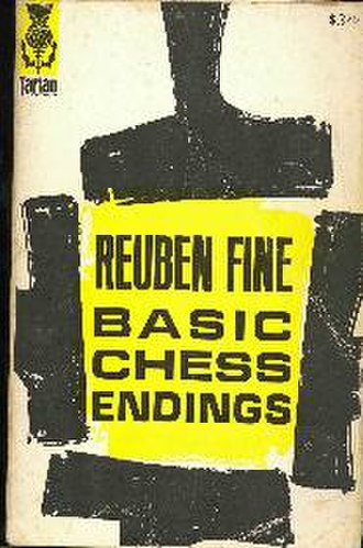 Basic Chess Endings - BCE has appeared hardbound and softbound with several covers. This one is from 1971.