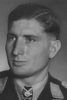 Hans Beißwenger German World War II fighter pilot