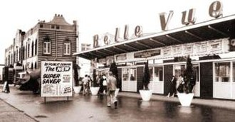 Belle Vue Zoological Gardens - Image: Belle Vue main entrance