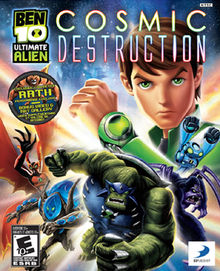 Ben 10 Ultimate Alien: Cosmic Destruction - Wikipedia