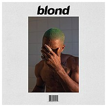 Image result for blonde frank ocean