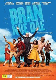<i>Bran Nue Dae</i> (film) 2009 Australian film directed by Rachel Perkins