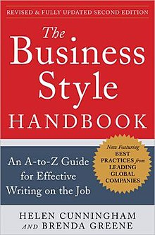 Business Style Handbook, An A-to-Z Guide for Effective Writing on the Job cover.jpg
