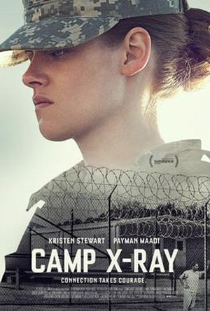 Camp X-Ray (film) - Theatrical film poster