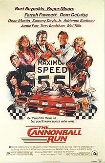 The Cannonball Run Wikipedia