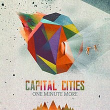 Capital Cities — One Minute More (studio acapella)