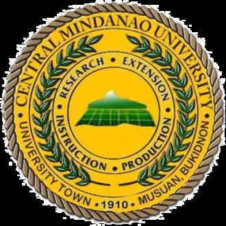 Central Mindanao University - CMU the Academic Paradise of the South