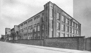 Century Mill, Farnworth - Image: Century Mill, Farnworth 0001