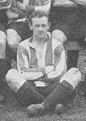 Charlie Reddock - Reddock while with Brentford in 1926.