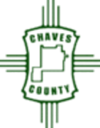 Chaves County, New Mexico - Image: Chaves County New Mexico logo