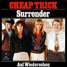 Cheap Trick Surrender / Don't Be Cruel