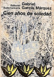 <i>One Hundred Years of Solitude</i> novel by Gabriel García Márquez