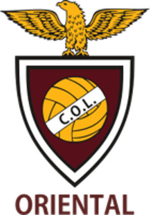 Clube Oriental de Lisboa - Image: Clube Oriental de Lisboa