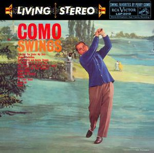 Como Swings - Image: Como Swings