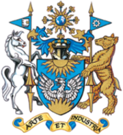Coventry University coat of arms.png