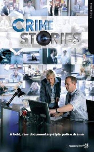Crime Stories (UK TV series) - Image: Crime Storiesdvd