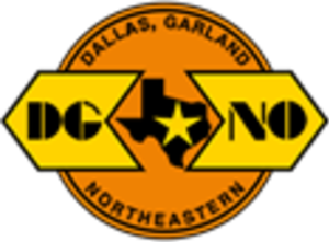 Dallas, Garland and Northeastern Railroad