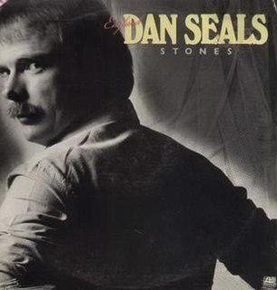 <i>Stones</i> (Dan Seals album) album by Dan Seals