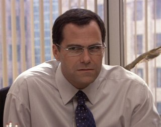 David Wallace (<i>The Office</i>) fictional character in the American comedy series The Office