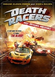 <i>Death Racers</i> American film
