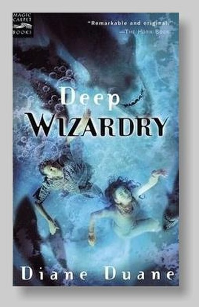Picture of a book: Deep Wizardry