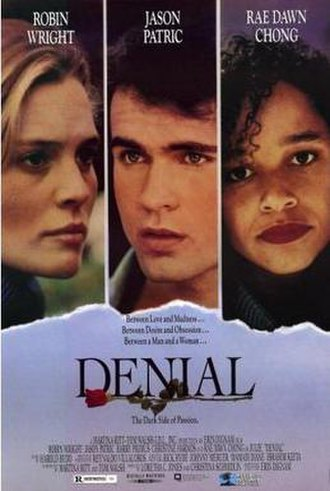 Denial (1990 film) - Image: Denial 1990