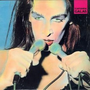 Diamanda Galas (album)