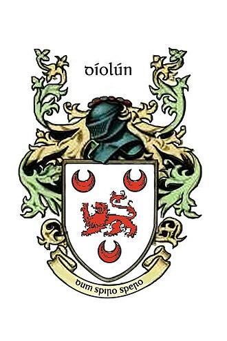 Dillon (surname) - The Dillon motto: Dum Spiro, Spero (While I breathe, I hope)