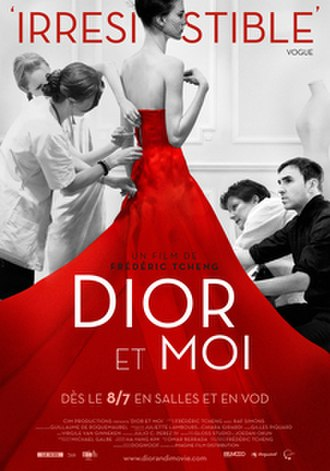 Dior and I - Theatrical release poster