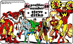 Image result for steve ditko charlton comics