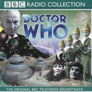 Doctor Who (season 3) - Cover art of the soundtrack release for first serial of the season