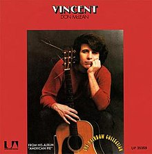 Don McLean - Vincent Single Cover.jpg