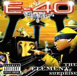 The Element of Surprise - Image: E 40 The Element of Surprise